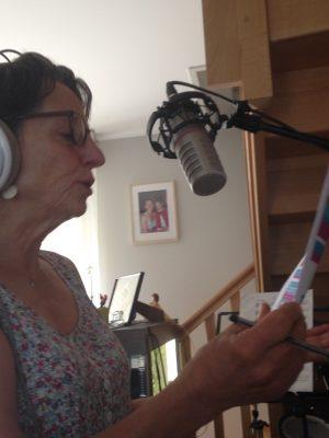Judith Elwell - Daisy recording